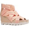 Sorel Women's Joanie II Strap Sandal - 10.5 - Natural Tan