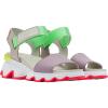 Sorel Women's Kinetic Sandal - 5.5 - Dove