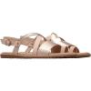 Sorel Women's Ella Criss Cross Sandal - 5.5 - Natural Tan