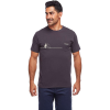Black Diamond Men's Half Dome Pocket Tee - Small - Smoke