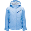 Spyder Girls' Lola Jacket - 16 - Blue Ice / Blue Ice / Turkish Sea