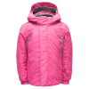 Spyder Girls' Bitsy Glam Jacket - 3 - Taffy Pink / Silver