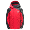 Spyder Boys' Mini Guard Jacket - 2 - Red / Black / Black