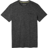 Smartwool Men's Everyday Exploration Pocket Tee - XXL - Black Heather