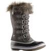 Sorel Women's Joan Of Arctic Boot - 7 - Quarry / Black