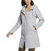 Eddie Bauer Women's Townsend Trench - Large - Cement