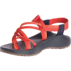 Chaco Women's Z/Cloud X2 Sandal - 8 Wide - Tiger Grenadine
