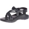 Chaco Women's Z/Cloud X2 Sandal - 8 Wide - Limb Black
