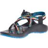 Chaco Women's Z/Cloud X2 Sandal - 5 - Misprint Blue