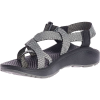 Chaco Women's Z/Cloud 2 Sandal - 9 Wide - Excite B+W