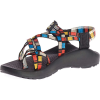 Chaco Women's ZX/2 Classic Sandal - 6 - Lineup Cerulean
