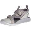 Chaco Men's Odyssey Sandal - 8 - Light Grey