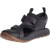 Chaco Men's Odyssey Sandal - 7 - Black