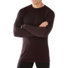 Smartwool Men's Merino 250 Baselayer Crew - Large - Sumatra Heather