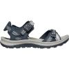 Keen Women's Terradora II Open Toe Sandal - 8 - Navy / Light Blue