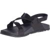 Chaco Men's Lowdown Sandal - 8 - Black