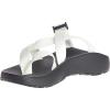 Chaco Women's Tegu Sandal - 6 - Solid White