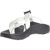 Chaco Women's Tegu Sandal - 8 - Solid White
