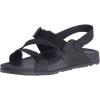 Chaco Women's Lowdown Sandal - 12 - Black