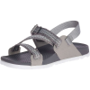 Chaco Women's Lowdown Sandal - 12 - Pully Grey