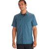 Marmot Men's Innesdale SS Shirt - Medium - Denim