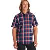 Marmot Men's Meeker SS Shirt - XL - Arctic Navy