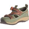 Chaco Kids' Odyssey Sandal - 12 - Lichen