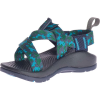 Chaco Kids' Z/1 EcoTread Sandal - 3 - Anticamo Navy