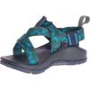 Chaco Kids' Z/1 EcoTread Sandal - 4 - Anticamo Navy