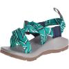 Chaco Kids' Z/1 EcoTread Sandal - 4 - Zinzang Teal