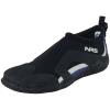 NRS Men's Kicker Remix Wetshoe - 4 - Black / Blue