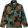 Columbia Youth Boys' Zing III Fleece Jacket - Medium - Rain Forest