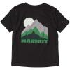 Marmot Boys' Purview SS Tee - Small - Black