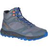 Merrell Men's Altalight Mid Waterproof Shoe - 11 - Rock / Exuberance