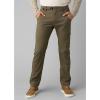 Prana Men's Stretch Zion Straight Pant - 28x34 - Slate Green
