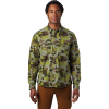 Mountain Hardwear Men's J Tree LS Shirt - Small - Field Camo