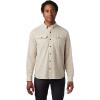Mountain Hardwear Men's Crystal Valley LS Shirt - XXL - Lightlands