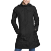 Eddie Bauer Women's Girl On The Go Trench - XXL - Black