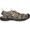 Keen Men's Evofit One Sandal - 8 - Dark Olive / Antique Bronze