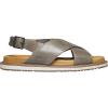 Keen Women's Lana Cross Strap Sandal - 5 - Drizzle / Silver Birch