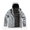 The North Face Men's Arrowood Triclimate Jacket - Medium - Mid Grey