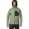 Mountain Hardwear Men's Exposure/2 GTX Paclite Plus Jacket - Small - Field