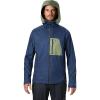 Mountain Hardwear Men's Exposure/2 GTX Paclite Plus Jacket - XXL - Zinc