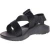 Chaco Women's Mega Z/Cloud Sandal - 12 - Solid Black