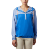 Columbia Women's Tamiami Hoodie - 1X - Stormy Blue / Light Coral