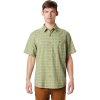 Mountain Hardwear Men's Big Cottonwood SS Shirt - XXL - Field