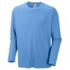 Columbia Men's PFG Zero Rules LS Shirt - XL - White Cap