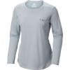 Columbia Women's PFG Zero LS Shirt - XL - Cirrus Grey