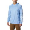Columbia Men's Terminal Tackle Hoodie - XL - White Cap / White Logo