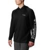 Columbia Men's Terminal Tackle Hoodie - XLT - Black / Cool Grey